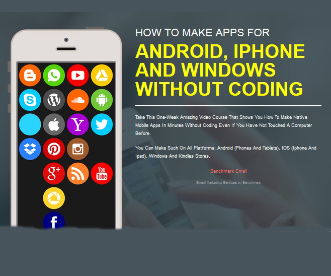 How To Make Apps Without Coding Discover How Billions Of